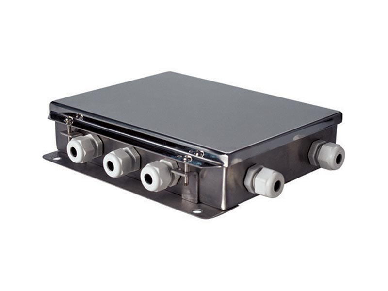 Stainless Steel Junction Box - Gulf Scales FZE